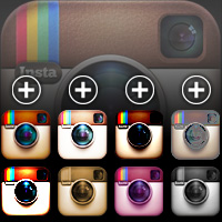 Get more instagram filters with these free apps