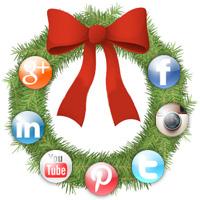 social media ideas for the holidays